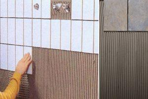4 lý do vì sao bạn nên sử dụng keo dán gạch thay cho xi măng